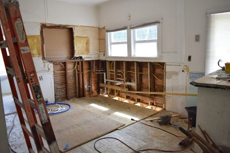 repairs purchasing property renovations project