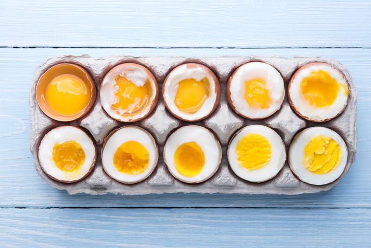 The Procedure for the Perfect Hard-Boiled Egg