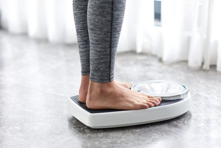 scale weight skinny underweight