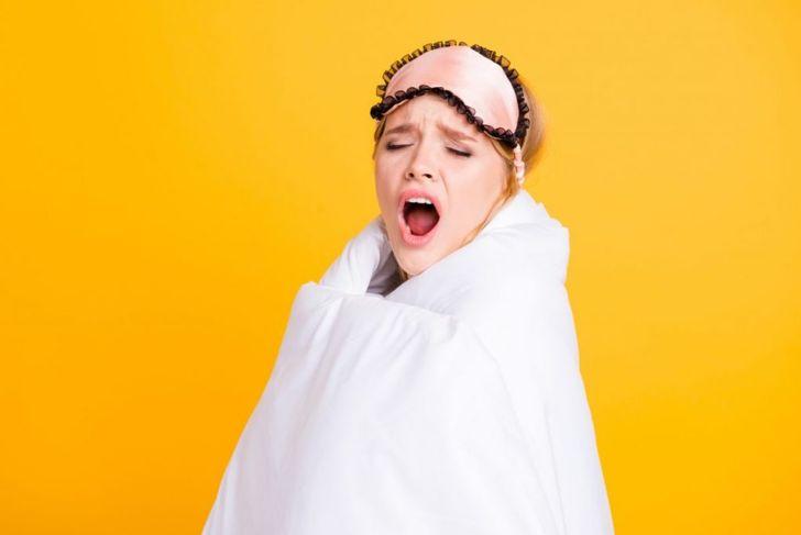 breathing yawn