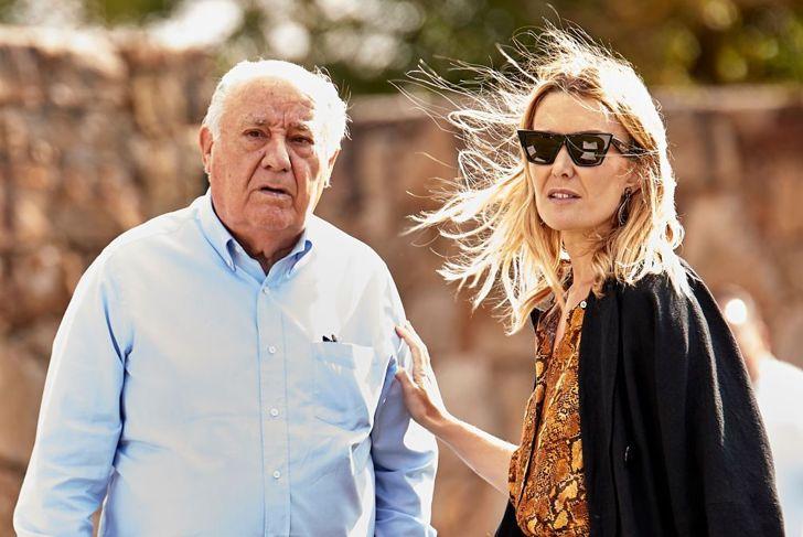 Amancio Ortega wealthiest people