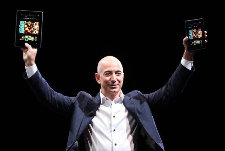 Jeff Bezos wealthiest people