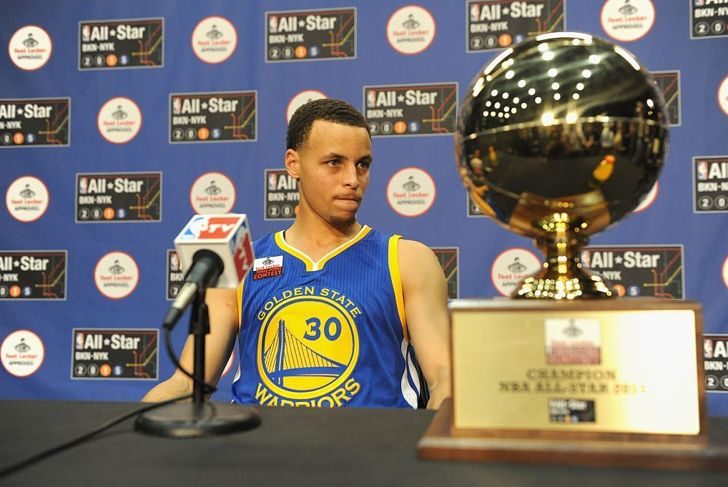 Stephen Curry NBA highest-paid