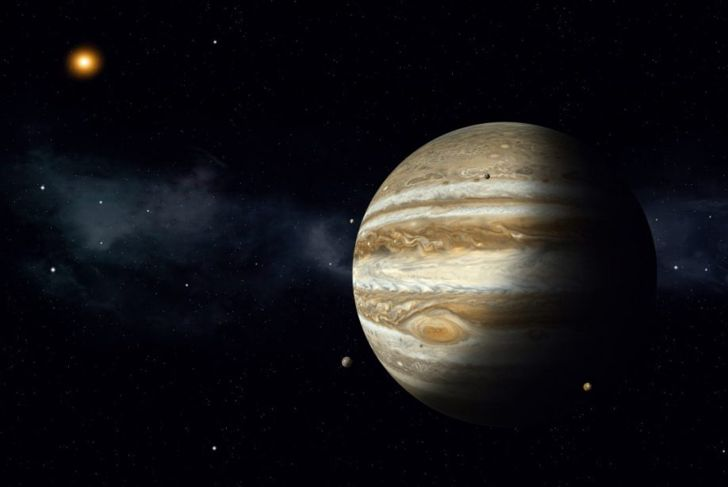 Jupiter space facts