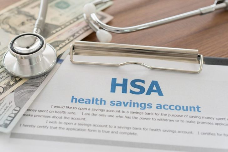what is an HSA health