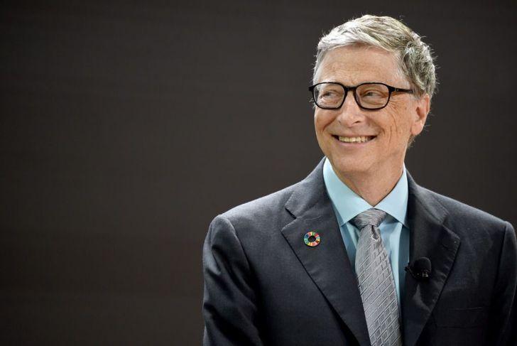 wealthiest people Bill Gates