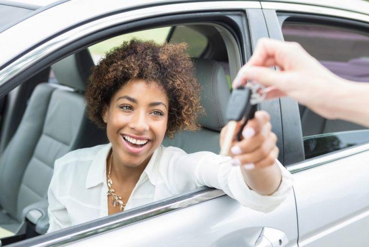 financing a used car afford