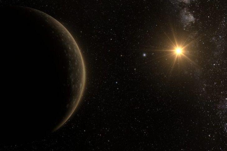 Jupiter space