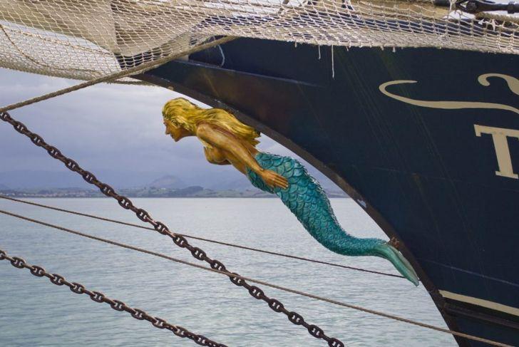 sailors and mermaids