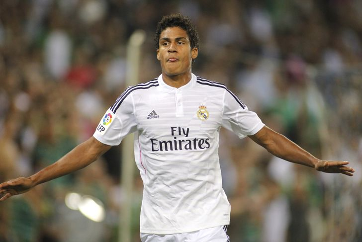 Varane best soccer player