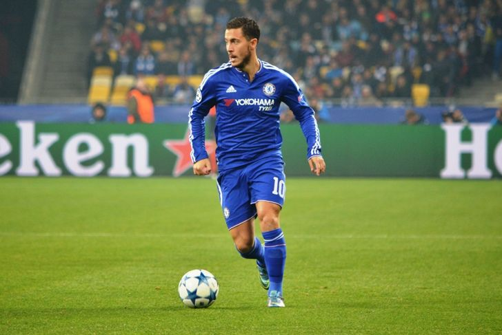 hazard best soccer player