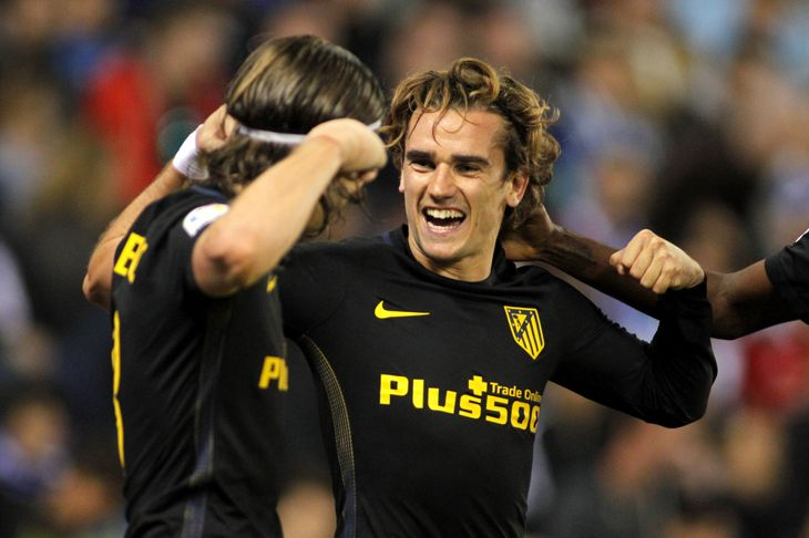 antoine griezmann best soccer player spain