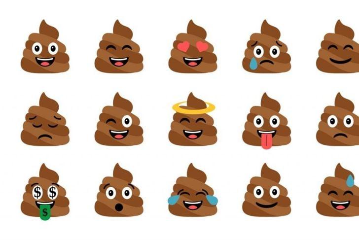 japanese poop emoji