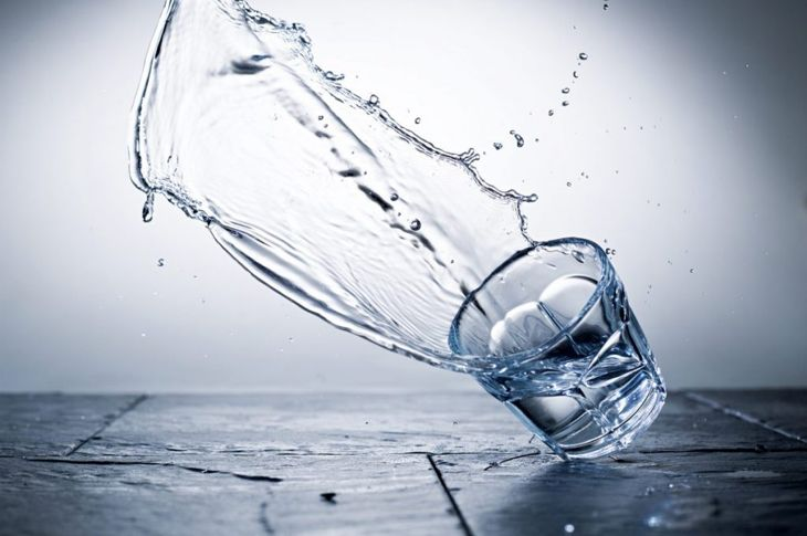 water hypertonic