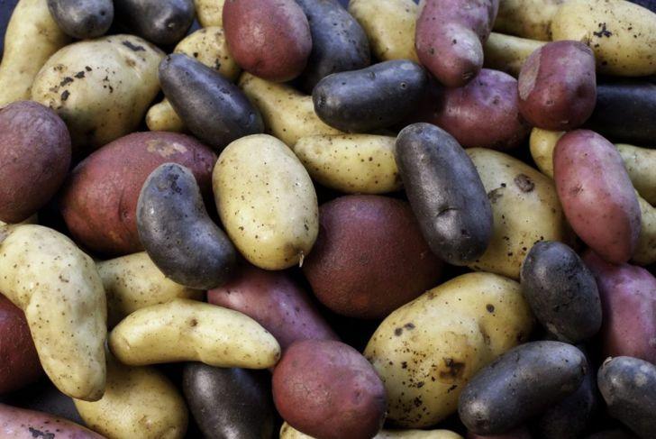 the right potato mashed potatoes