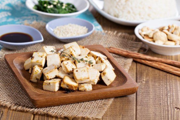 tofu low-carb