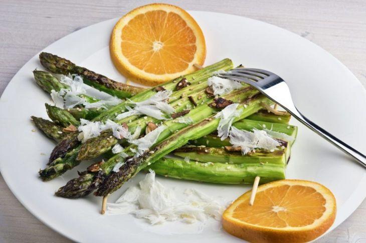vegetatian asparagus