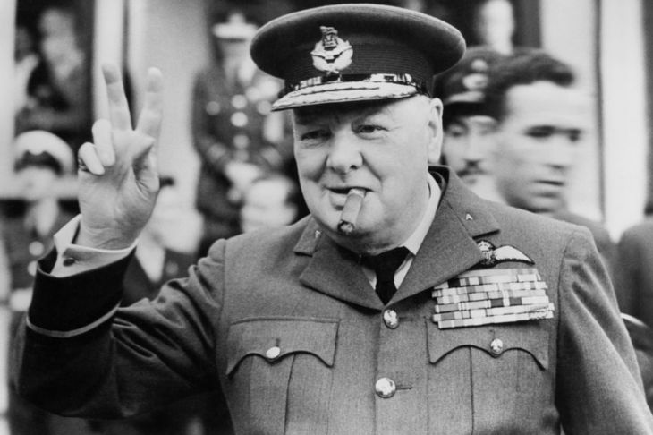 military Winston Churchill