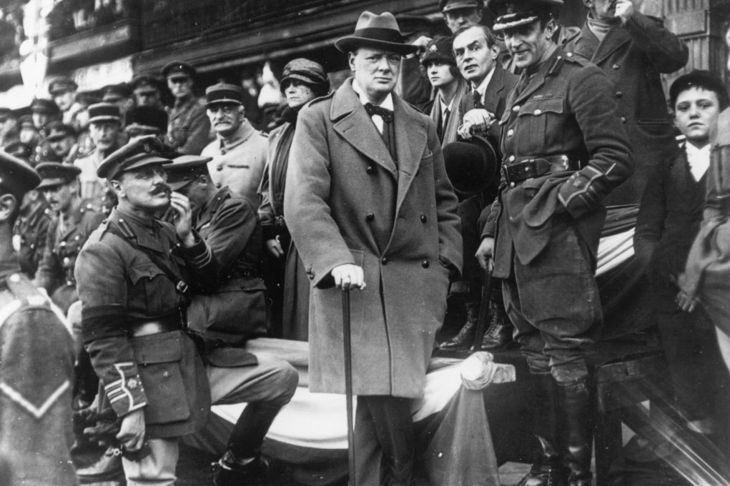 world war Winston Churchill