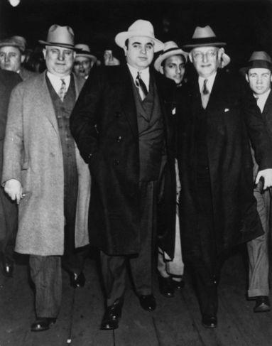 exodus Al Capone