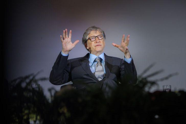 Bill Gates wealthiest people