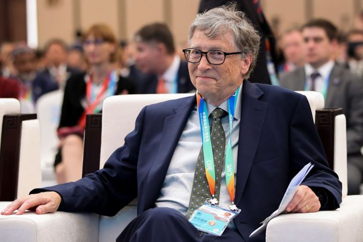Bill Gates software foundation