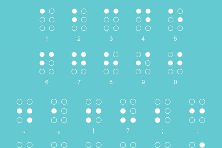 drawbacks Braille is