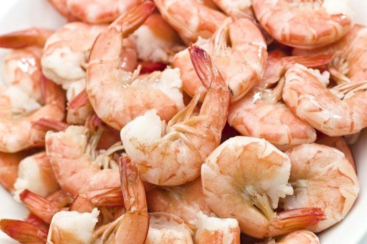 healthy shrimp