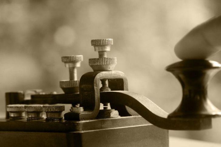 Thomas Edison telegraph