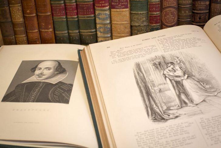 famous William Shakespeare