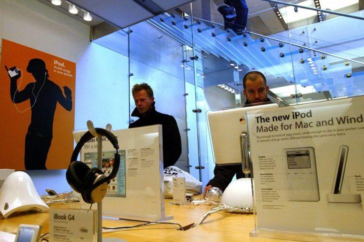Steve Jobs salary shares apple