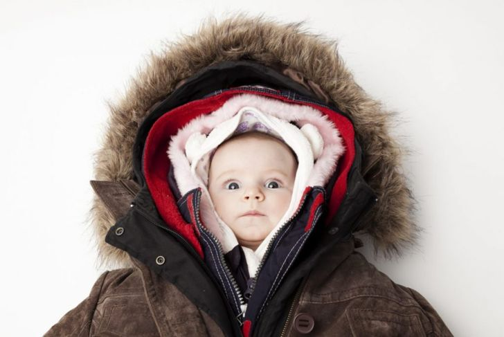 cold crying baby