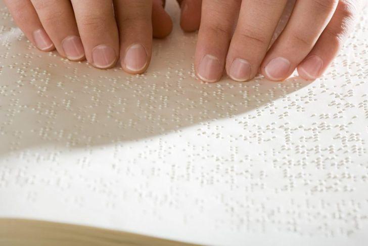 military origins Braille