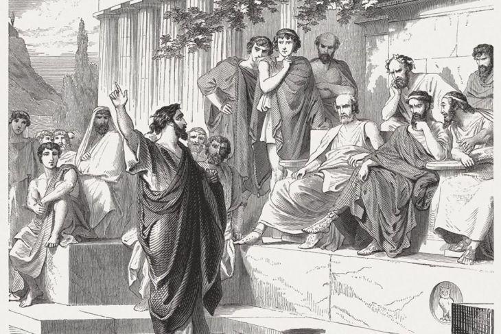 Socrates life