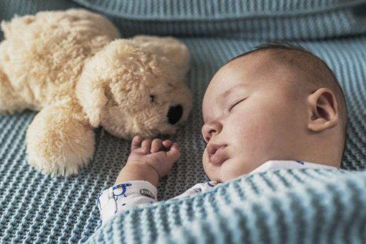 sleep numbvers age sleeping