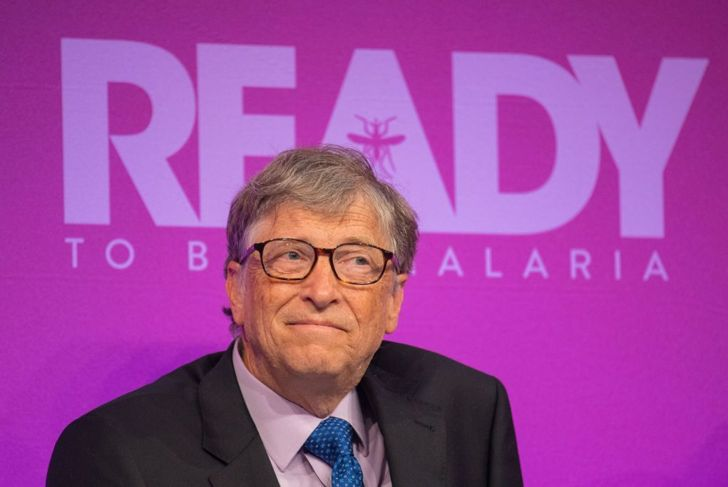 Bill Gates influential people