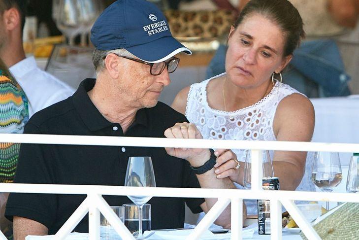 Bill Gates wife charity