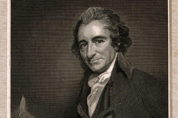 Thomas Paine founding father