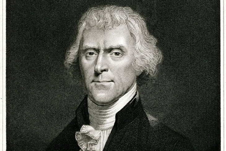Thomas Jefferson founding father
