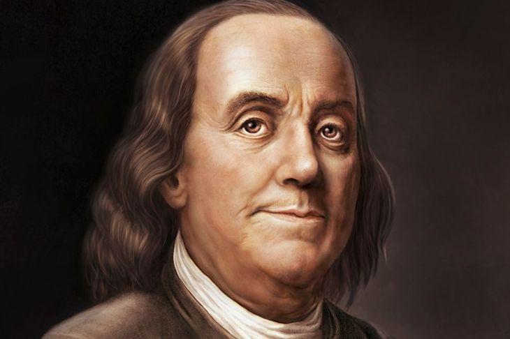 Benjamin Franklin president