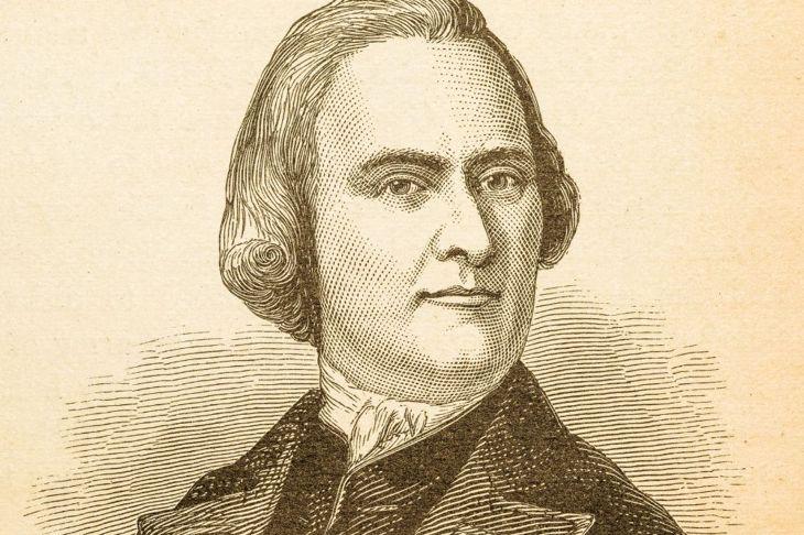 Samuel Adams founding father