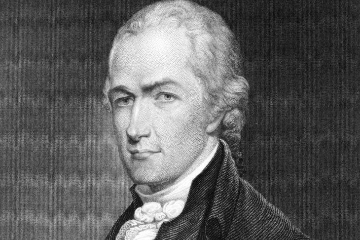Alexander Hamilton founding father