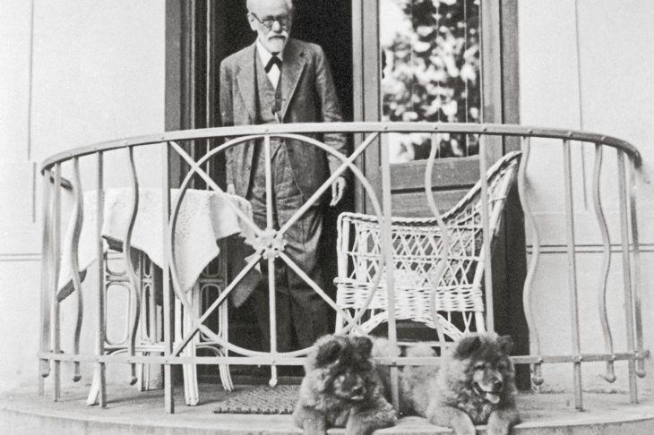 Sigmund Freud psyche research
