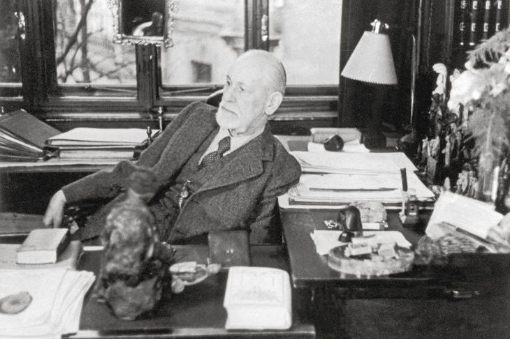 unconscious mind Sigmund Freud