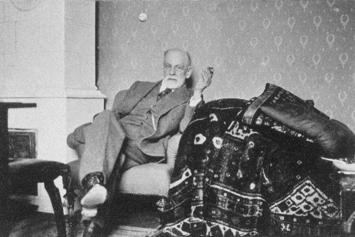 theories Sigmund Freud