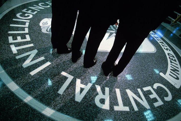 CIA Central intelligence group