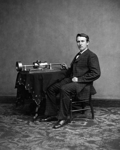 edison Thomas Edison