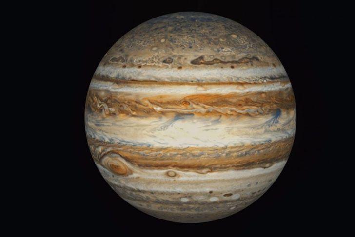 A dynamic planet