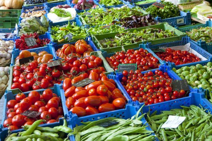 Goal-Setting Vegetarian