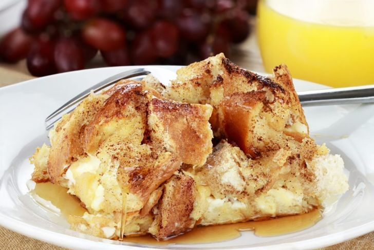 delicious french toast casserole